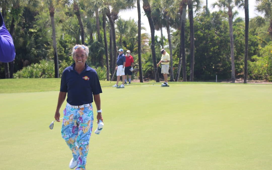 FORE Florida Smiles! PGA National Golf
